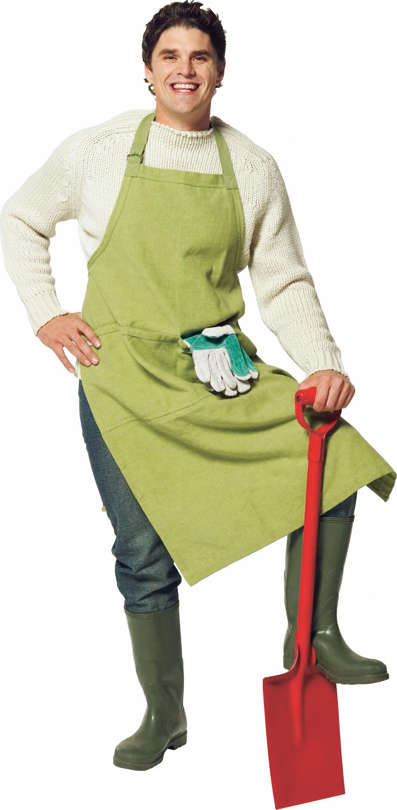 Костюм садовника для ребенка своими руками